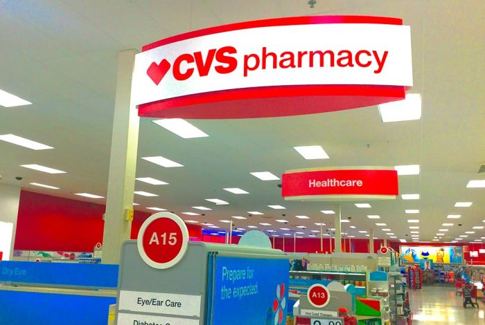 CVS, pharmacy