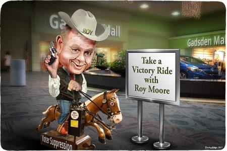 Roy Moore, Alabama