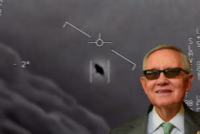 UFO, Harry Reid