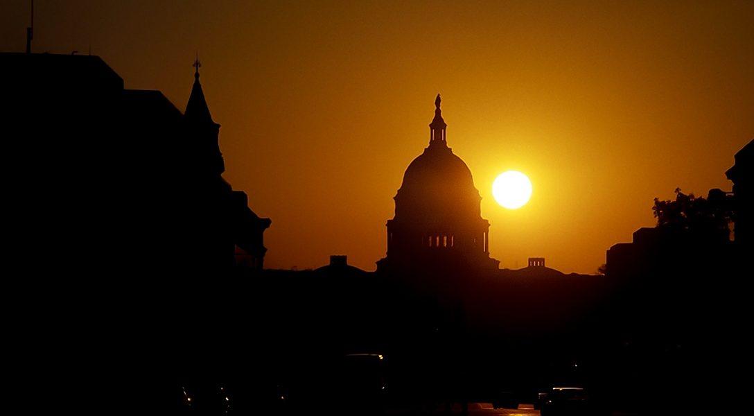 Silhouette Capitol