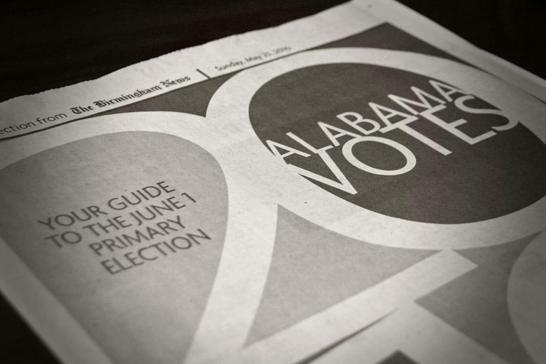 Alabama, votes