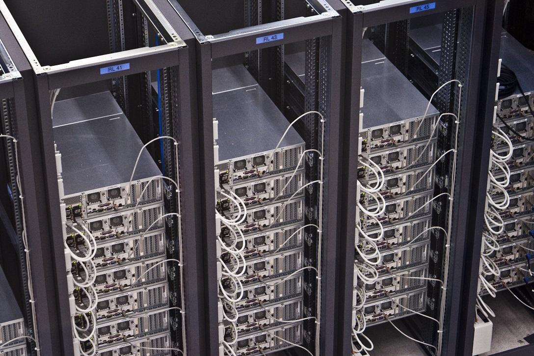 CERN servers
