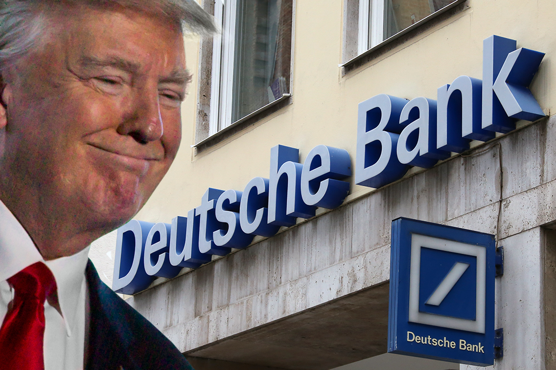 Donald Trump, Deutsche Bank