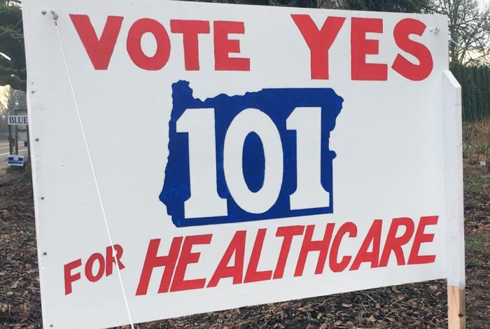 health care, Measure 101, Oregon