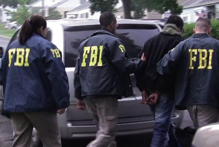 FBI arrest