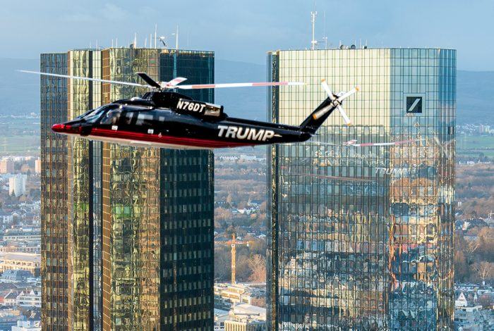 Deutsche_Bank, Donald Trump, helicopter
