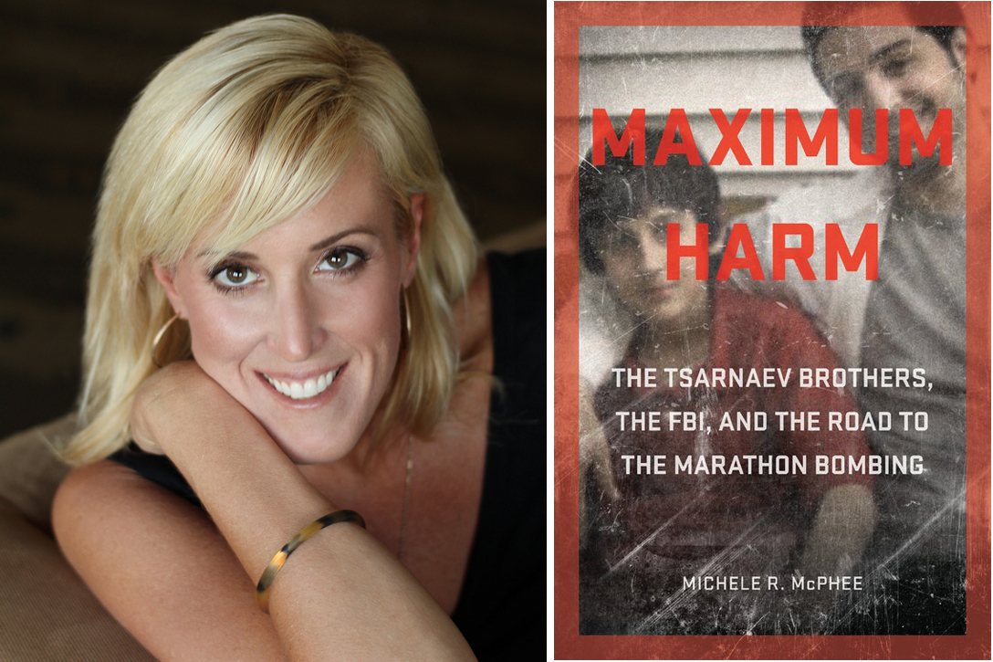 Michele McPhee, Maximum Harm.