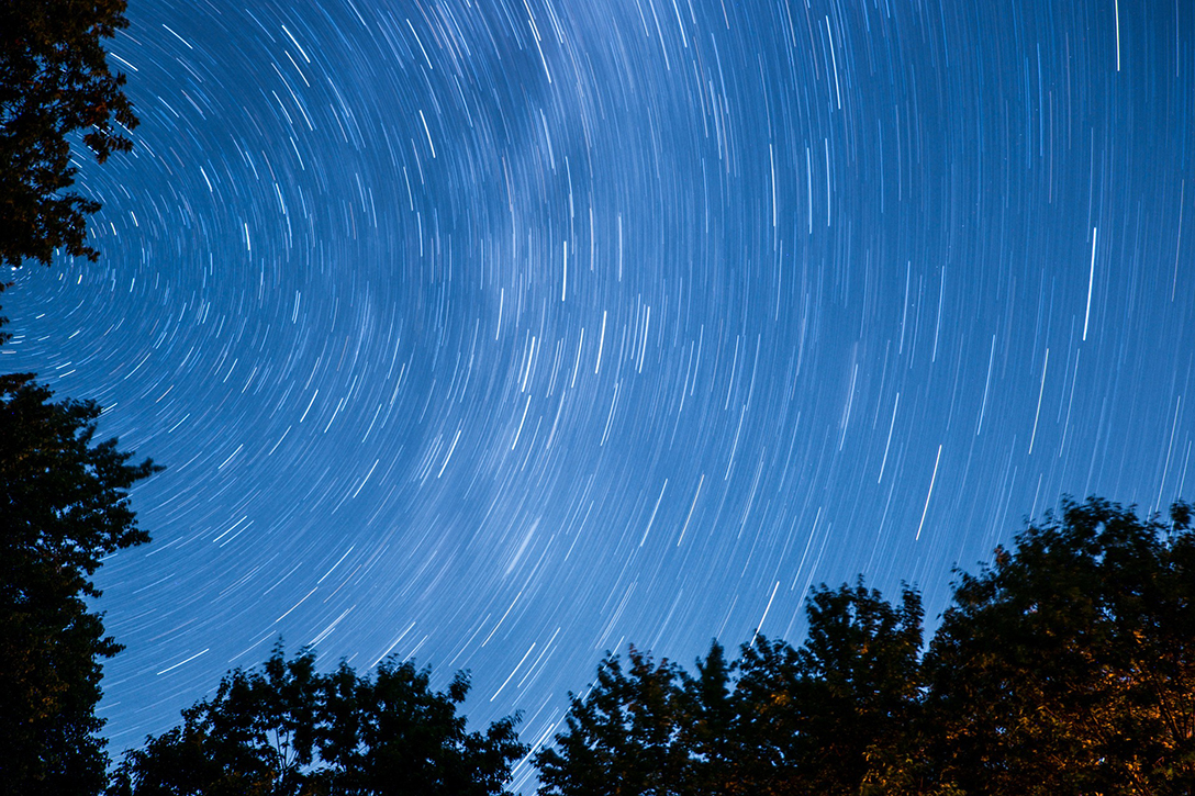 Timelapse Stars
