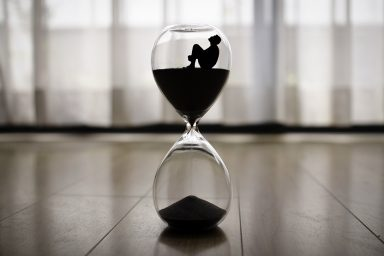 Hourglass Surreal