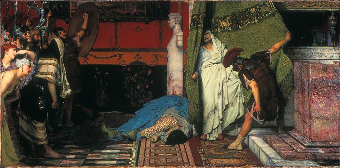 Death of Caligula