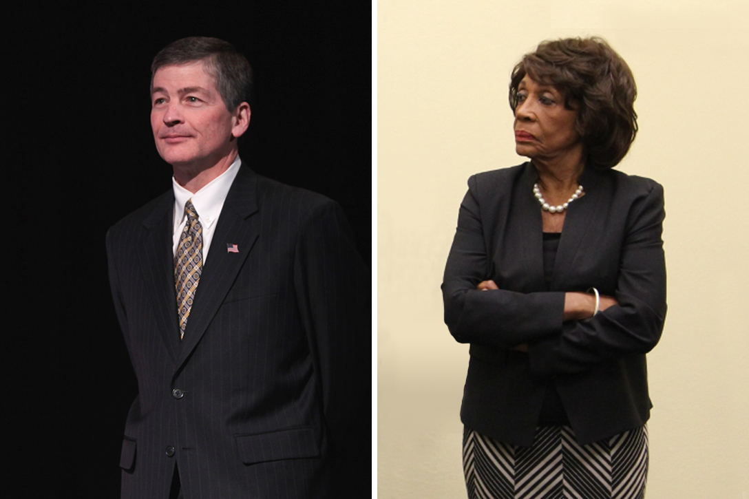 Jeb Hensarling, Maxine Waters