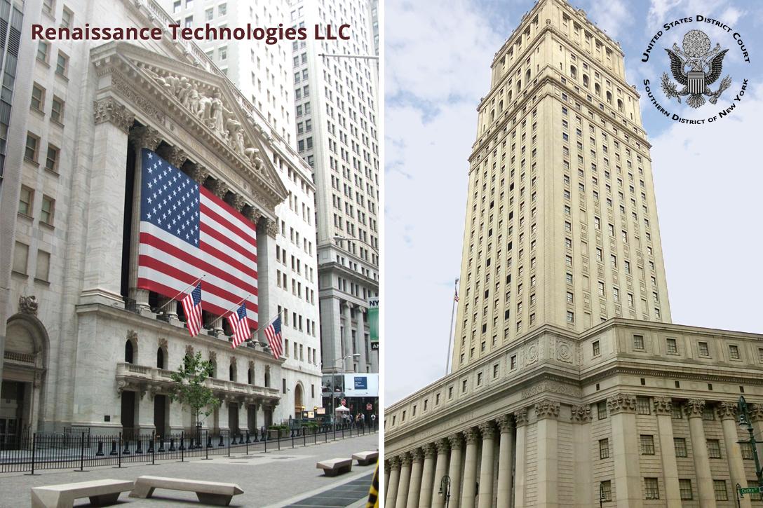 Renaissance Technologies, SDNY