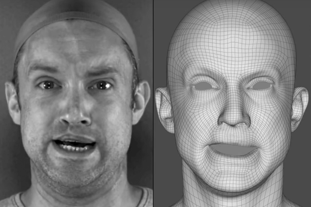 Real-time face capture