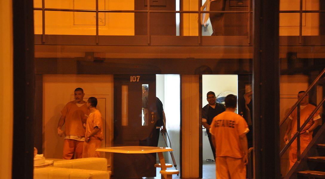 ICE, detainees