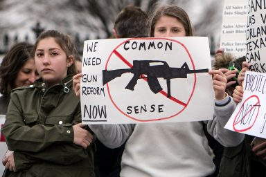 Teens For Gun Reform