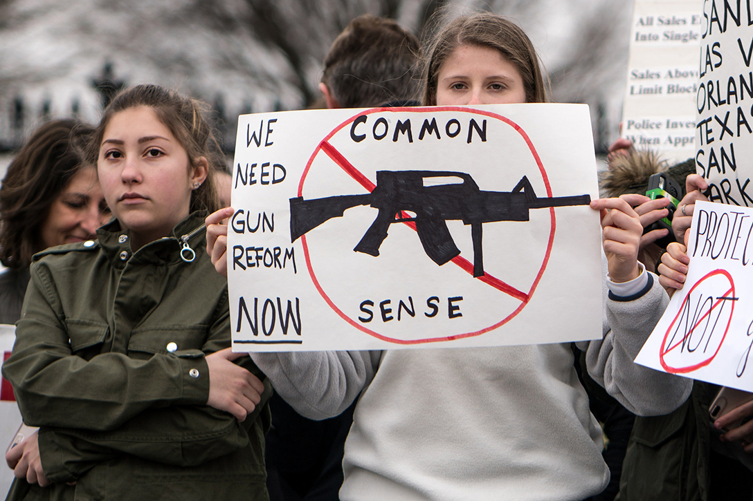 Teens For Gun Reform