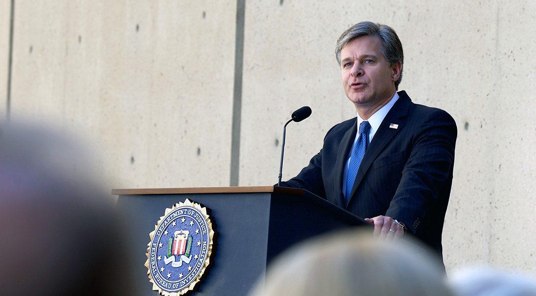 FBI, Christopher Wray
