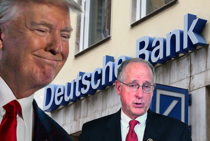 Donald Trump, Deutsche Bank, Mike Conaway