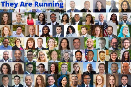 Run for Something, candidates