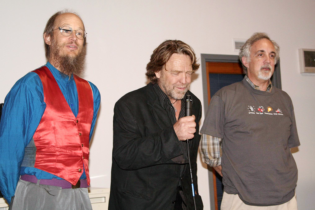 John Gilmore, John Perry Barlow, Mitch Kapor, Electronic Frontier Foundation, EFF