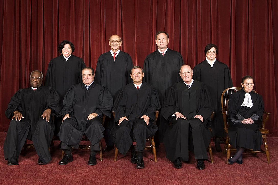 US Supreme Court, 2010