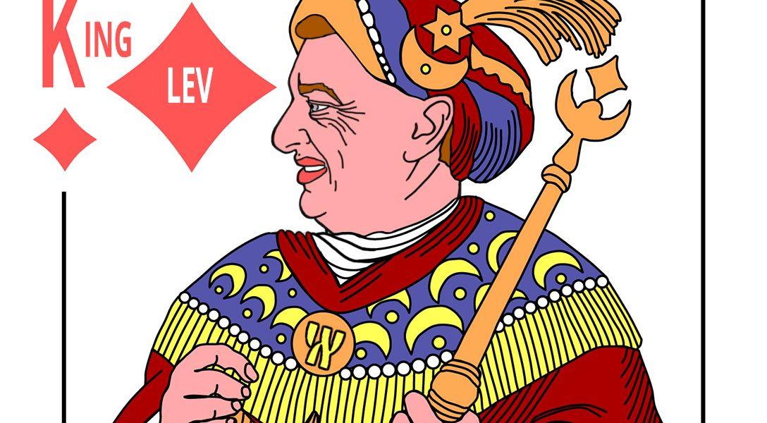 King of Diamonds, Lev Leviev