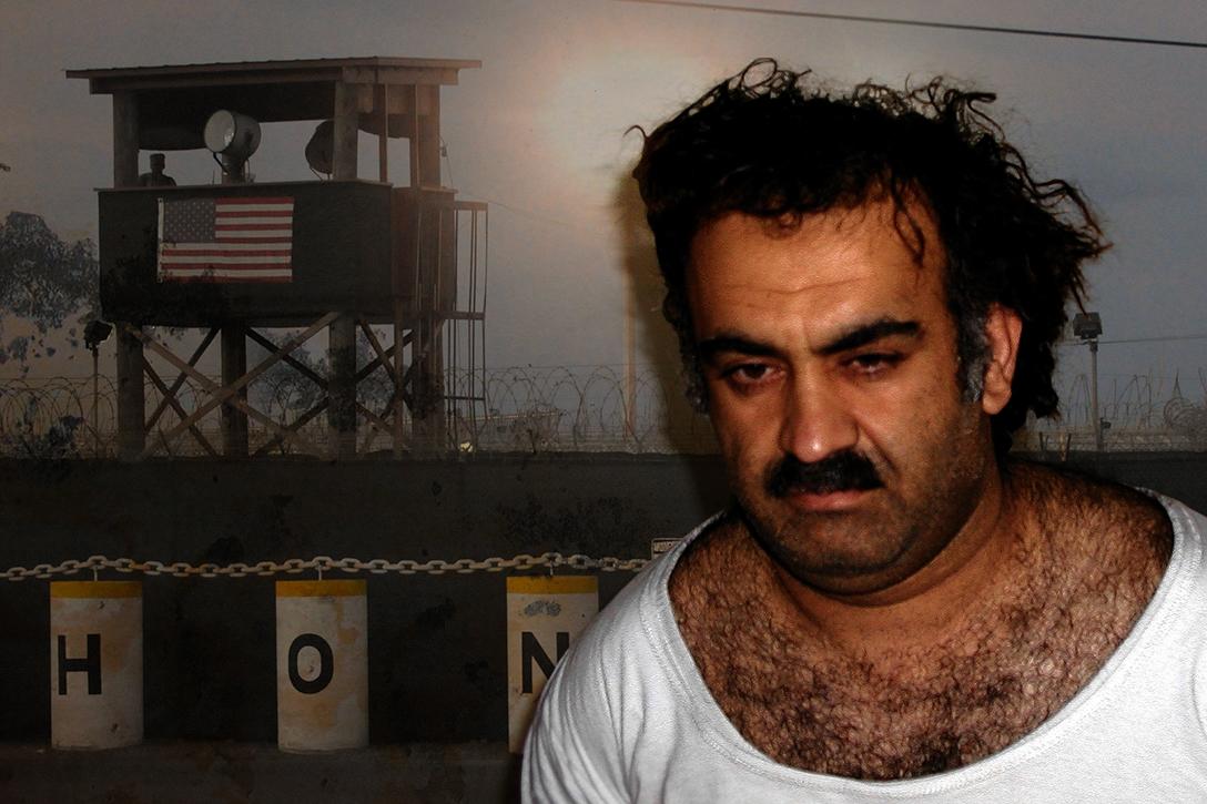 Guantánamo Bay, Khalid Shaikh Mohammed