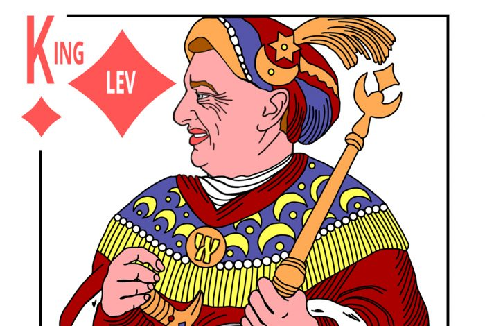 King of Diamonds, Lev Leviev