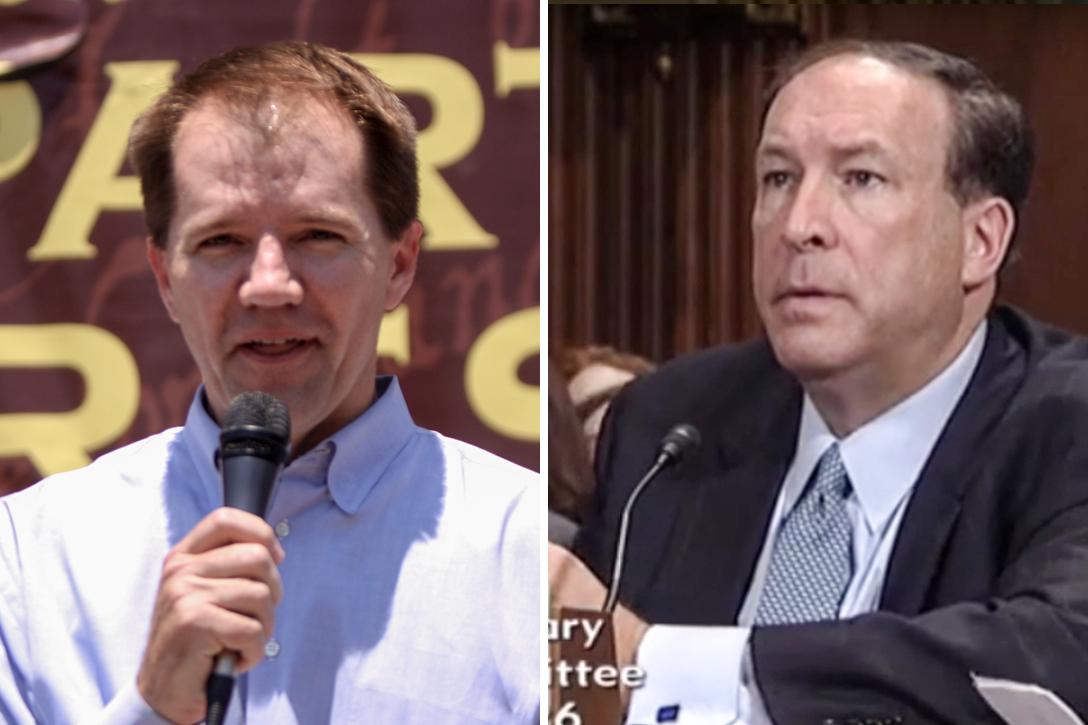 Don Willett, Michael B. Brennan