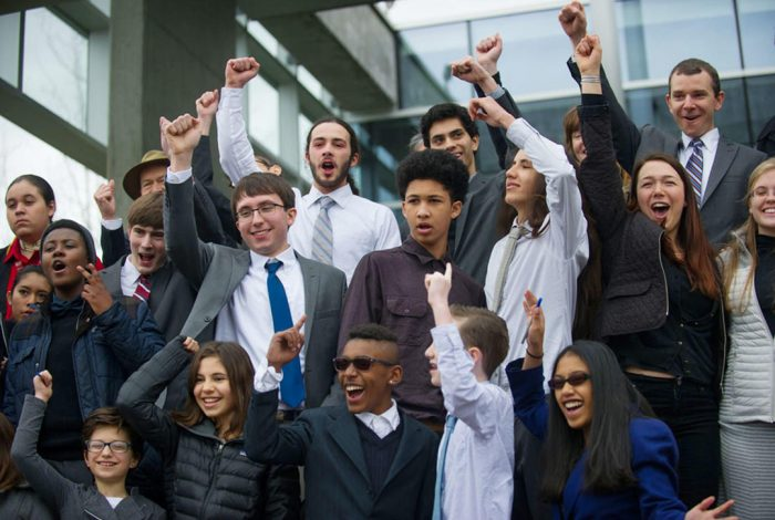 Appeals Court Says Teen Climate Lawsuit Can Go To Trial