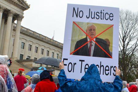 West Virginia, teachers, strike