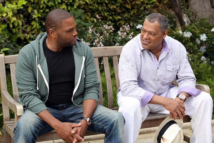 Anthony Anderson, Laurence Fishburne, Black-ish