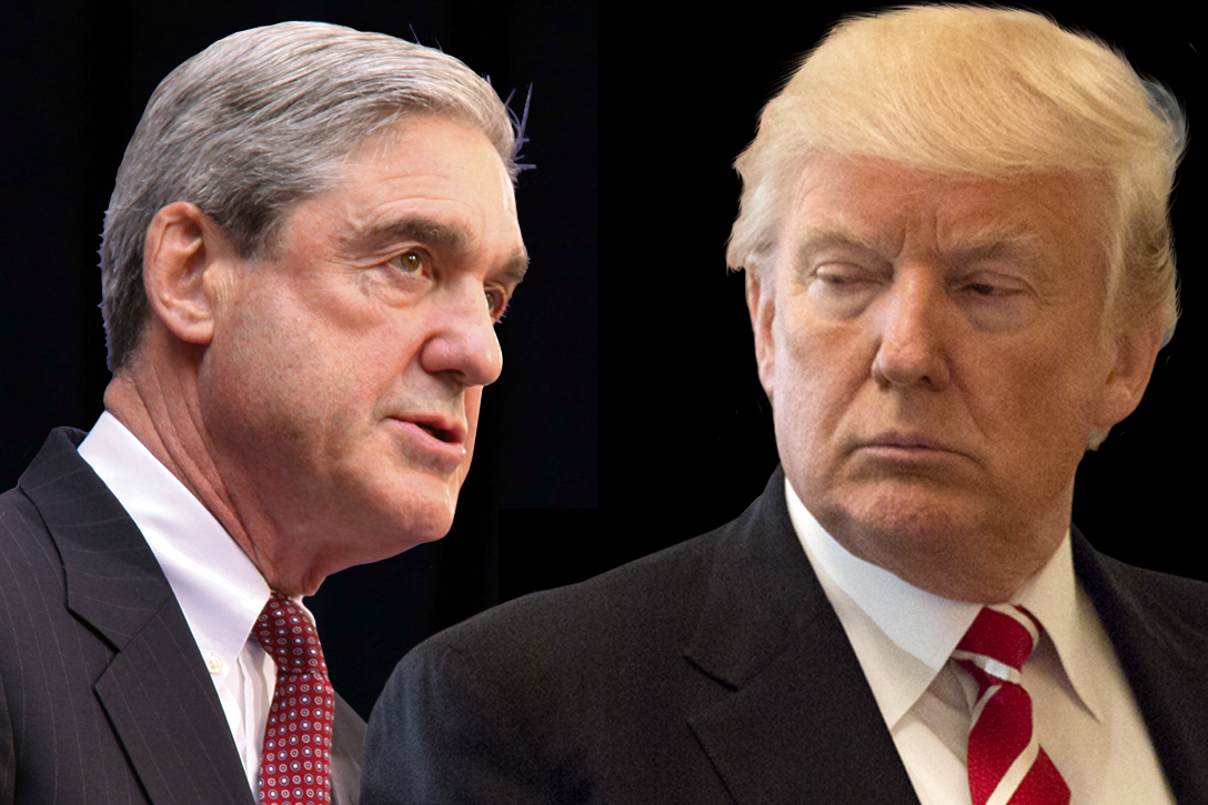 Robert Mueller, Donald Trump