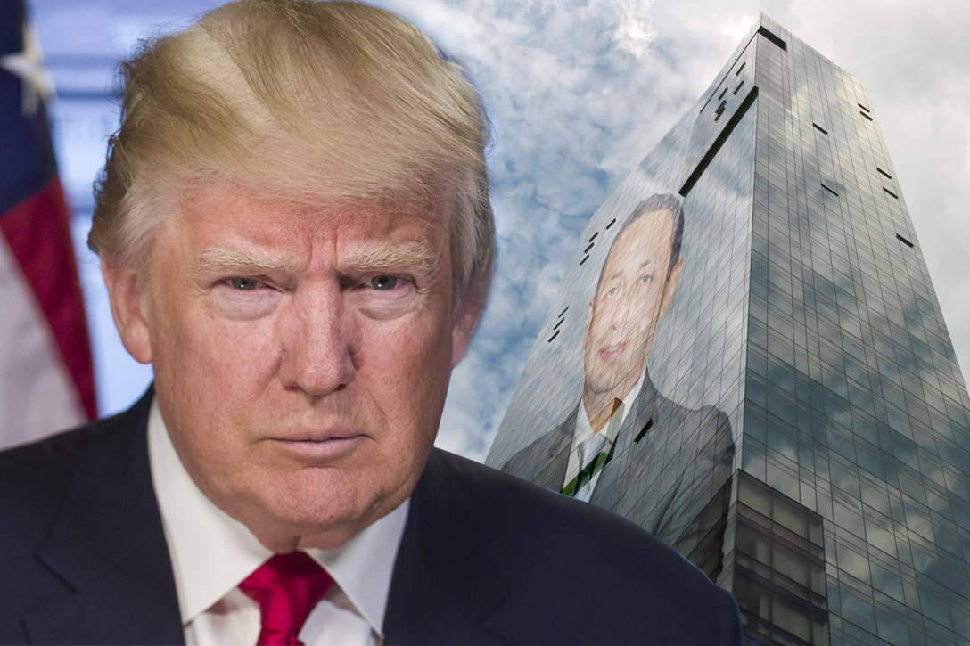 Donald Trump, Felix Sater, Soho