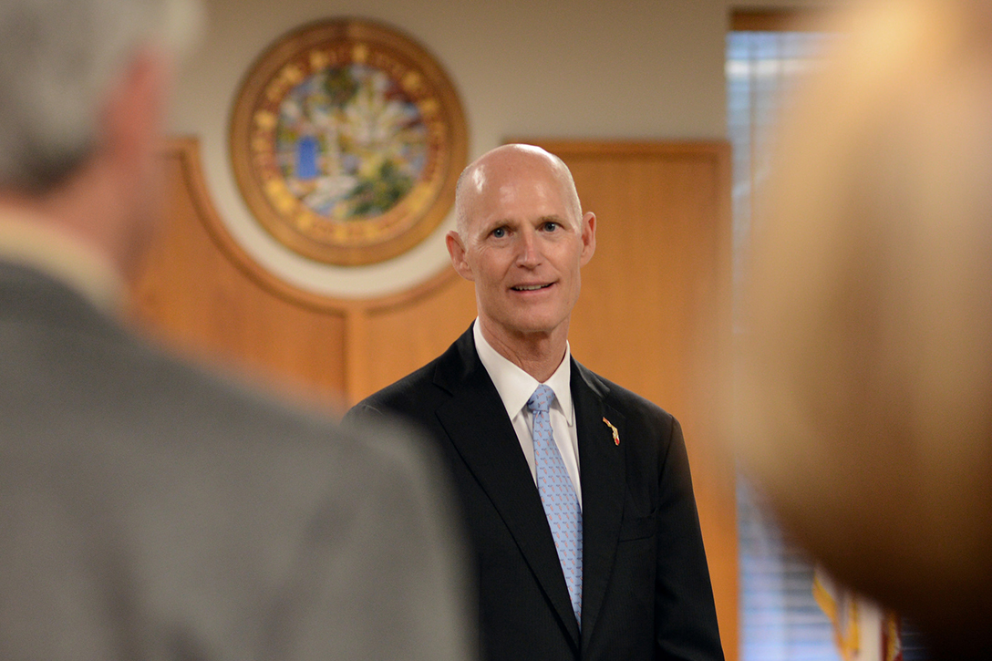 Rick Scott, Governor, Florida