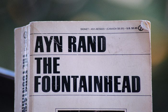 Ayn Rand, The Fountainhead