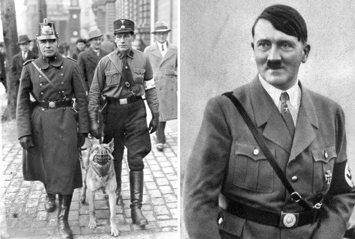 National Socialist auxiliary police, Adolf Hitler, 1933