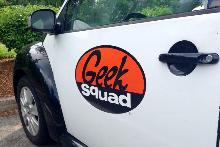 Geek Squad, FBI