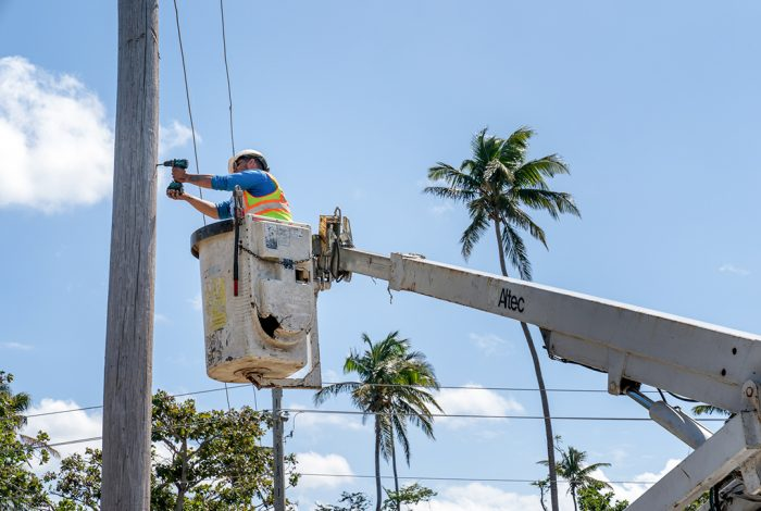 Puerto Rico, power