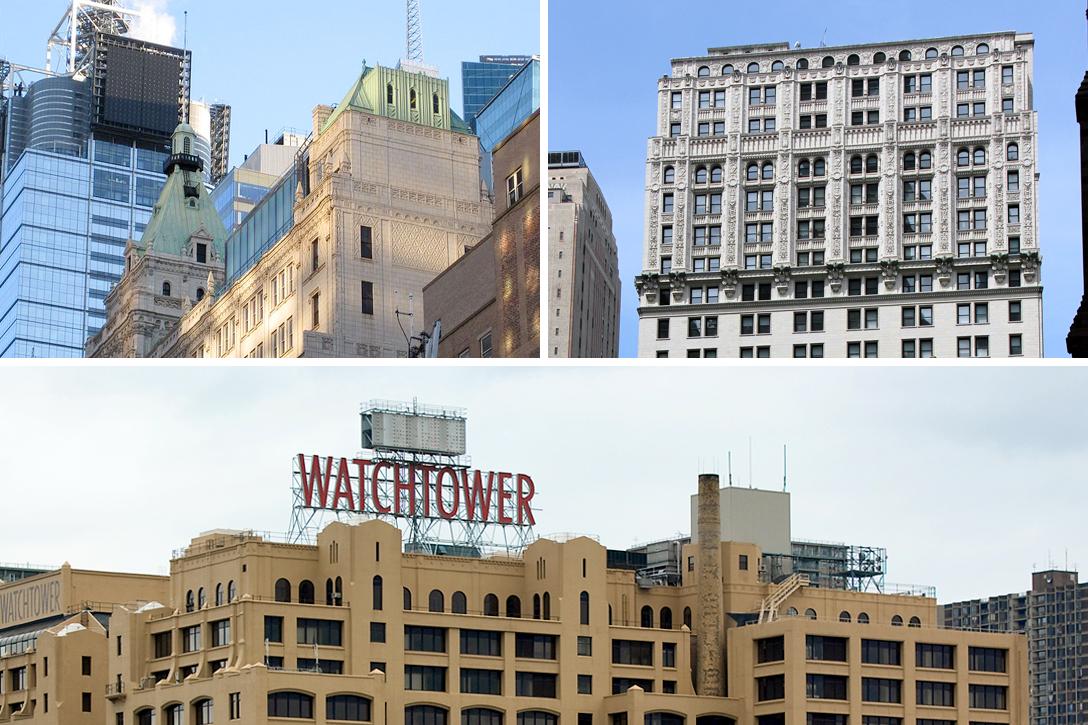 Jared Kushner, New York, buildings