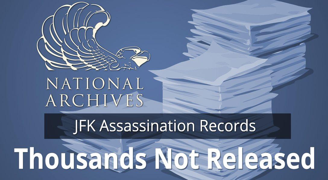 JFK, records, National Archives