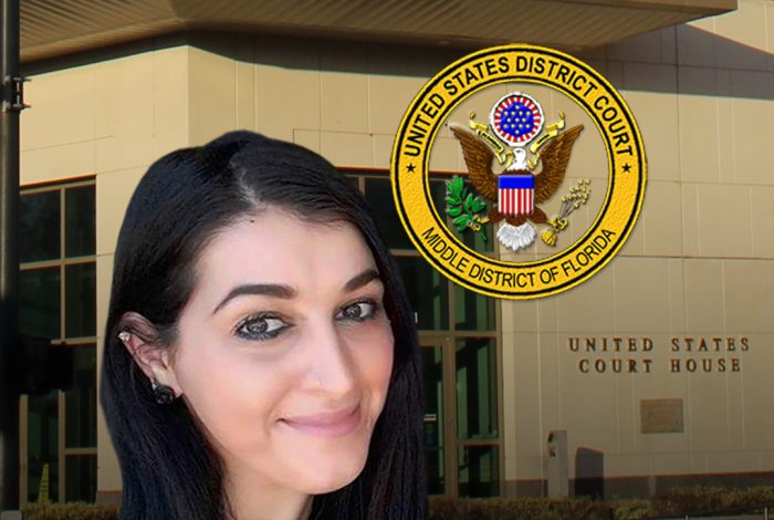 Noor Salman, US District Court, Orlando, Florida
