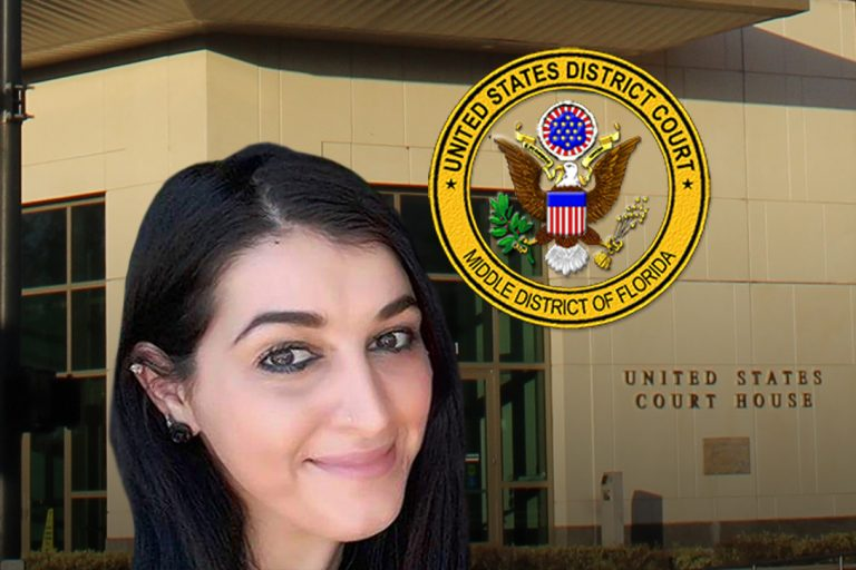 Noor Salman, US District Court, Orlando, Florida