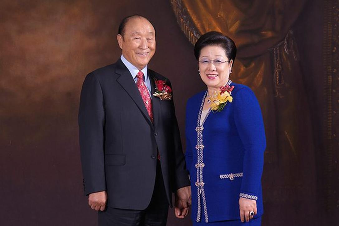 Sun Myung Moon, Hak Ja Han