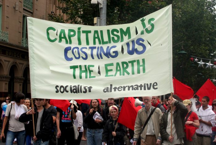 capitalism is costing us the earth