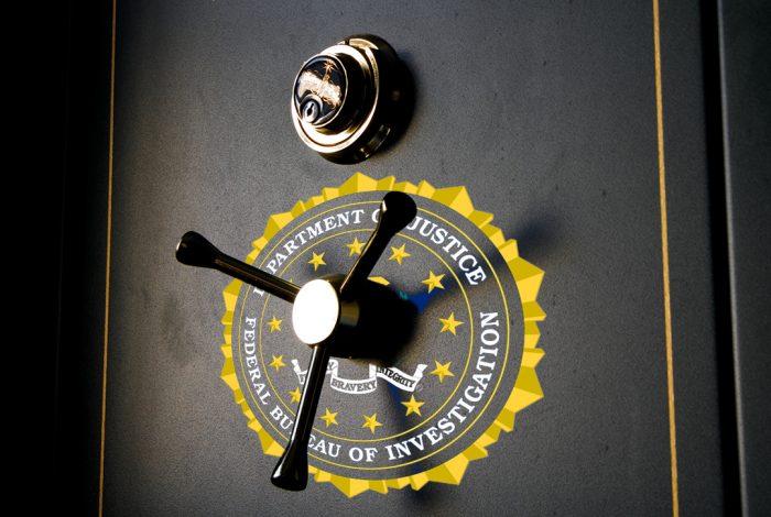 FBI, safe