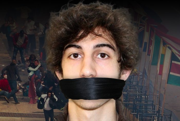 Dzhokhar Tsarnaev, Boston Bombing
