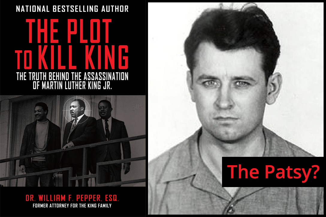 The Plot to Kill King, James Earl Ray