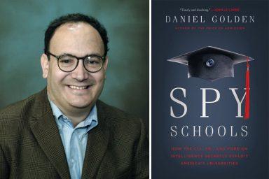Daniel Golden, Spy Schools