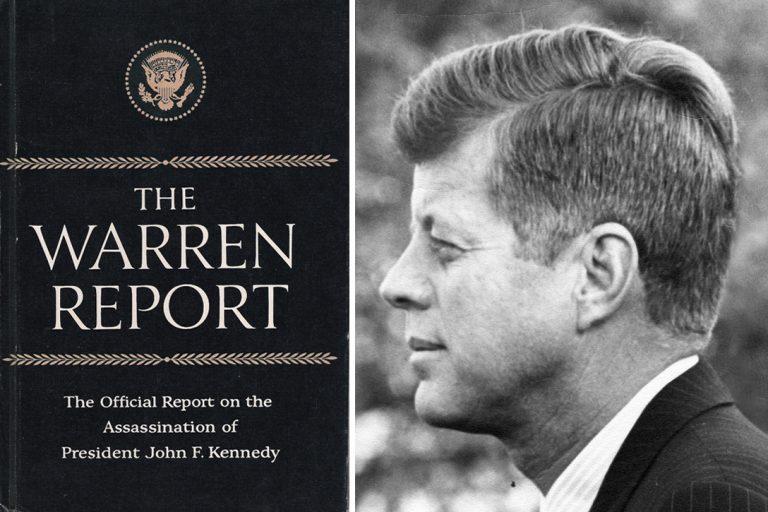 The Warren Report, John F. Kennedy